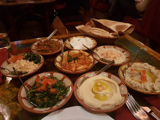 Kuchnia Libanska Restauracja Na Pradze Kuchnia Orientalna